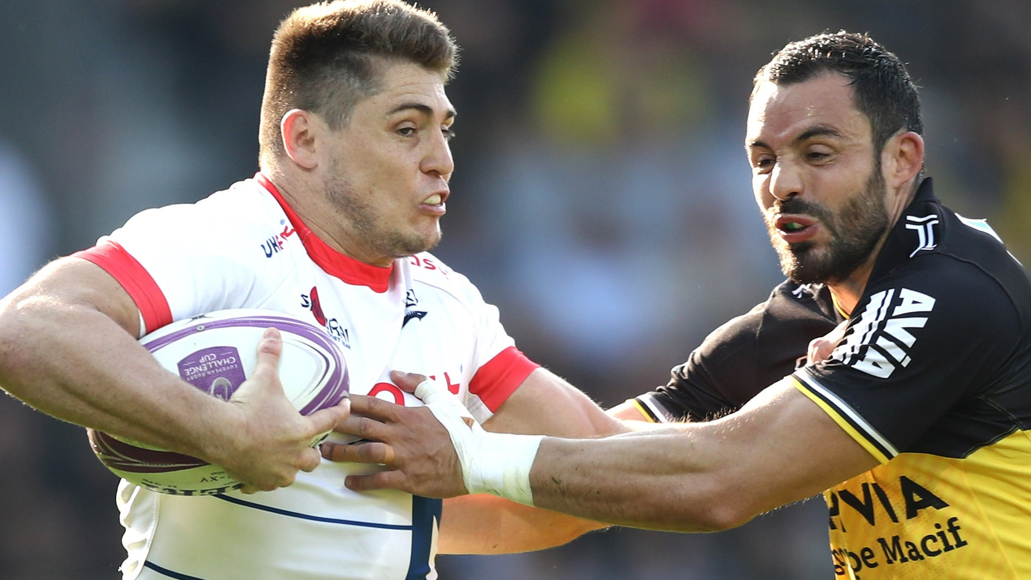 European Challenge Cup Semi-Final: La Rochelle 24-20 Sale Sharks