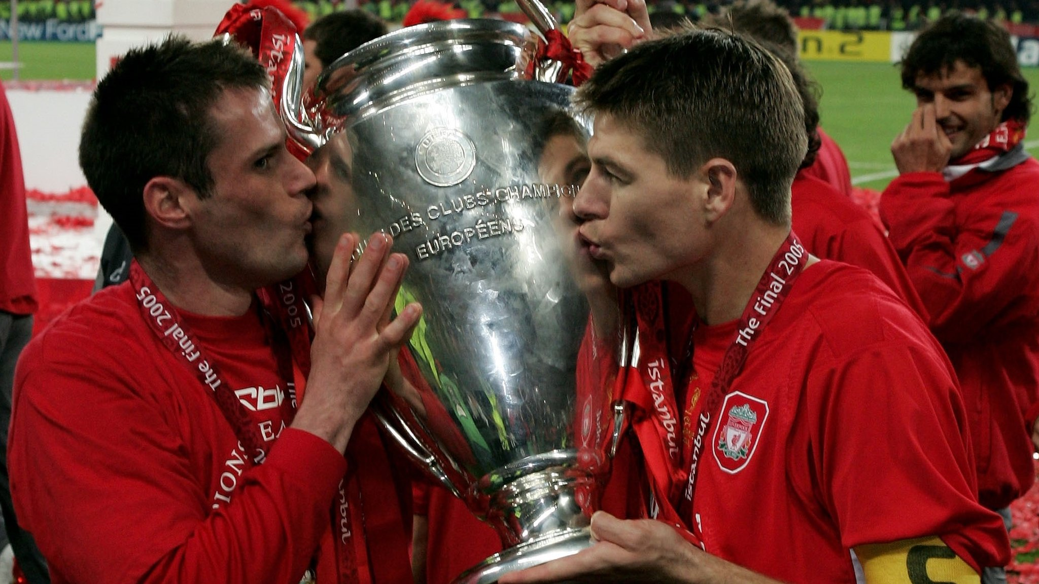 Champions League final quiz: Can you name Liverpool's 04-05 winners?