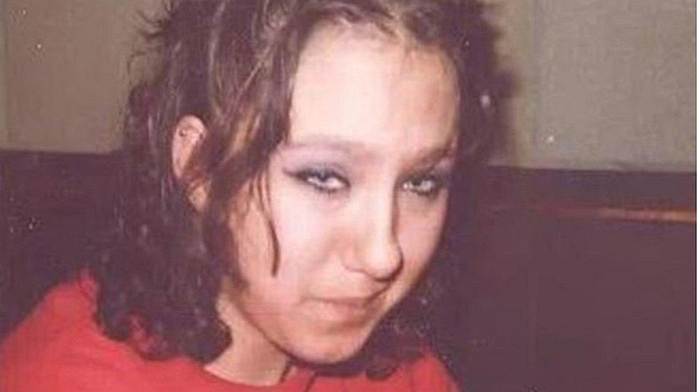 Woman arrested in Rebecca Hall cold case murder inquiry