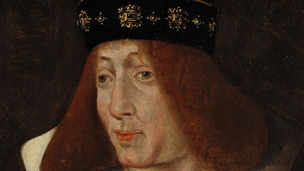 الملك جيمس الثاني
