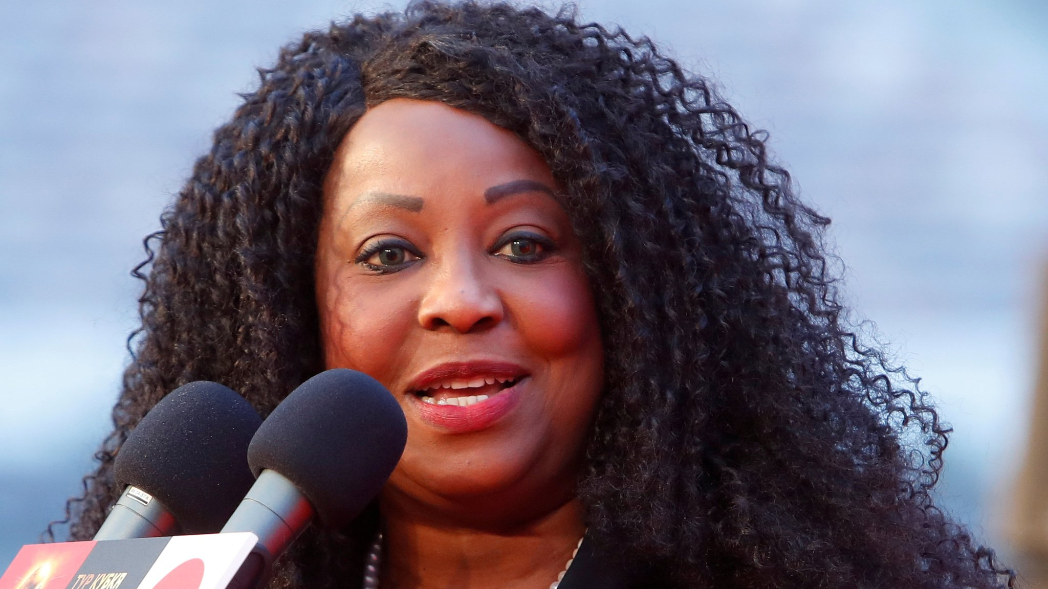 'Some people don't think a black woman should lead Fifa'