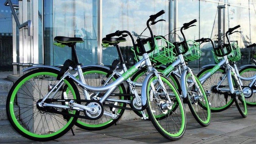 Urbo: Bike-share scheme misses Ipswich return date