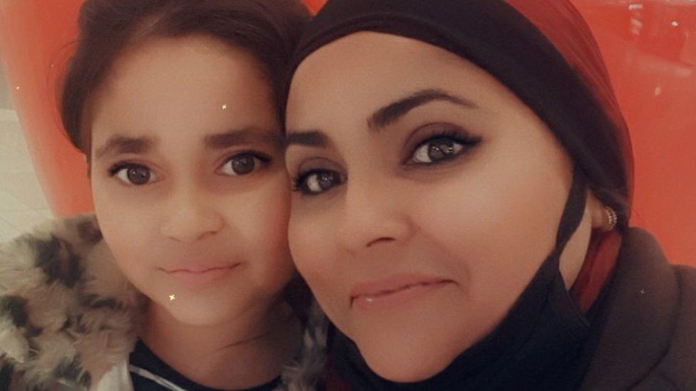 Rezia and daughter