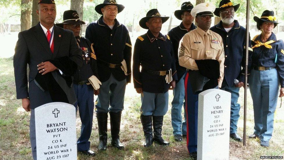 Houston's College Memorial Park Cemetery