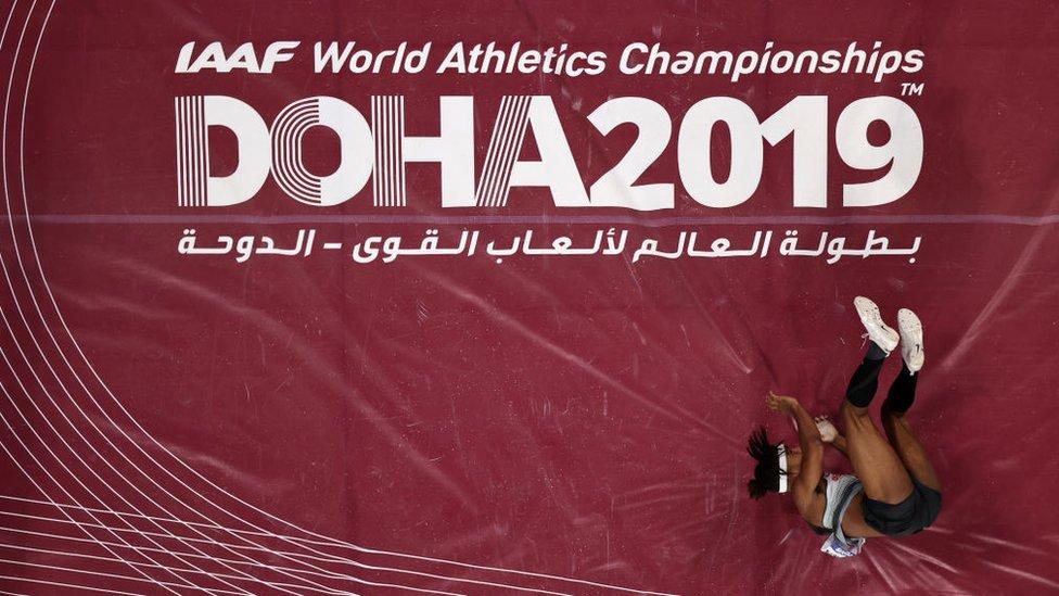 Doha 2019 Dünya Atletik Şampiyonası