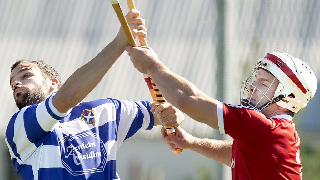 Shinty: Newtonmore close in on title as Kilmallie secure promotion as champions