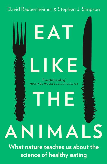 Tapa de Eat Like the Animals