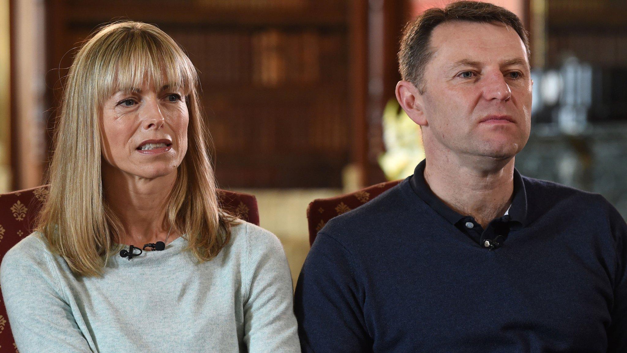 Madeleine McCann: Parents mark 10 since daughter went missing