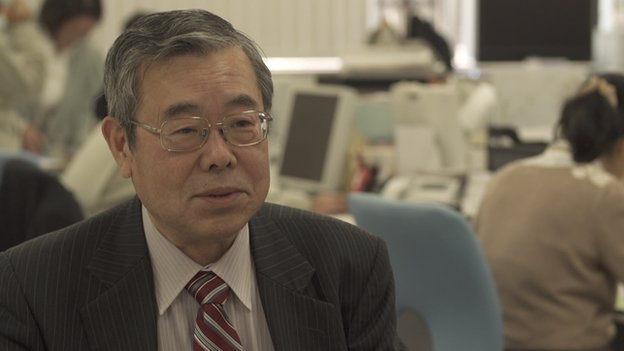Koreisha CEO, Akio Youkama