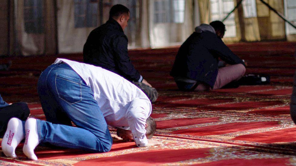 Masjid di Austria