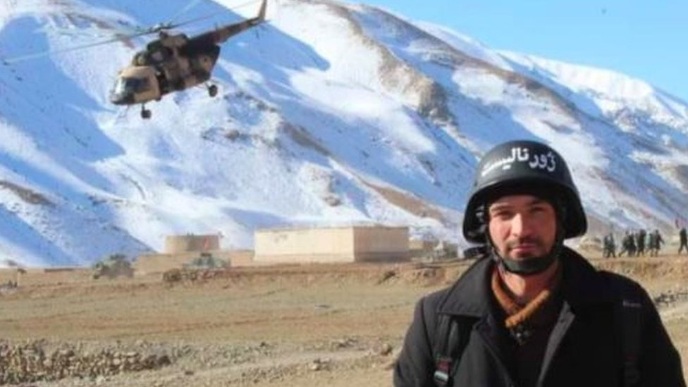 Afghanistan violence: Bismillah Aimaq is fifth journalist to die thumbnail