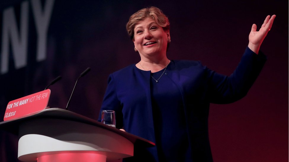 Lewisham Labour chair suspended over Emily Thornberry Islamic State tweets