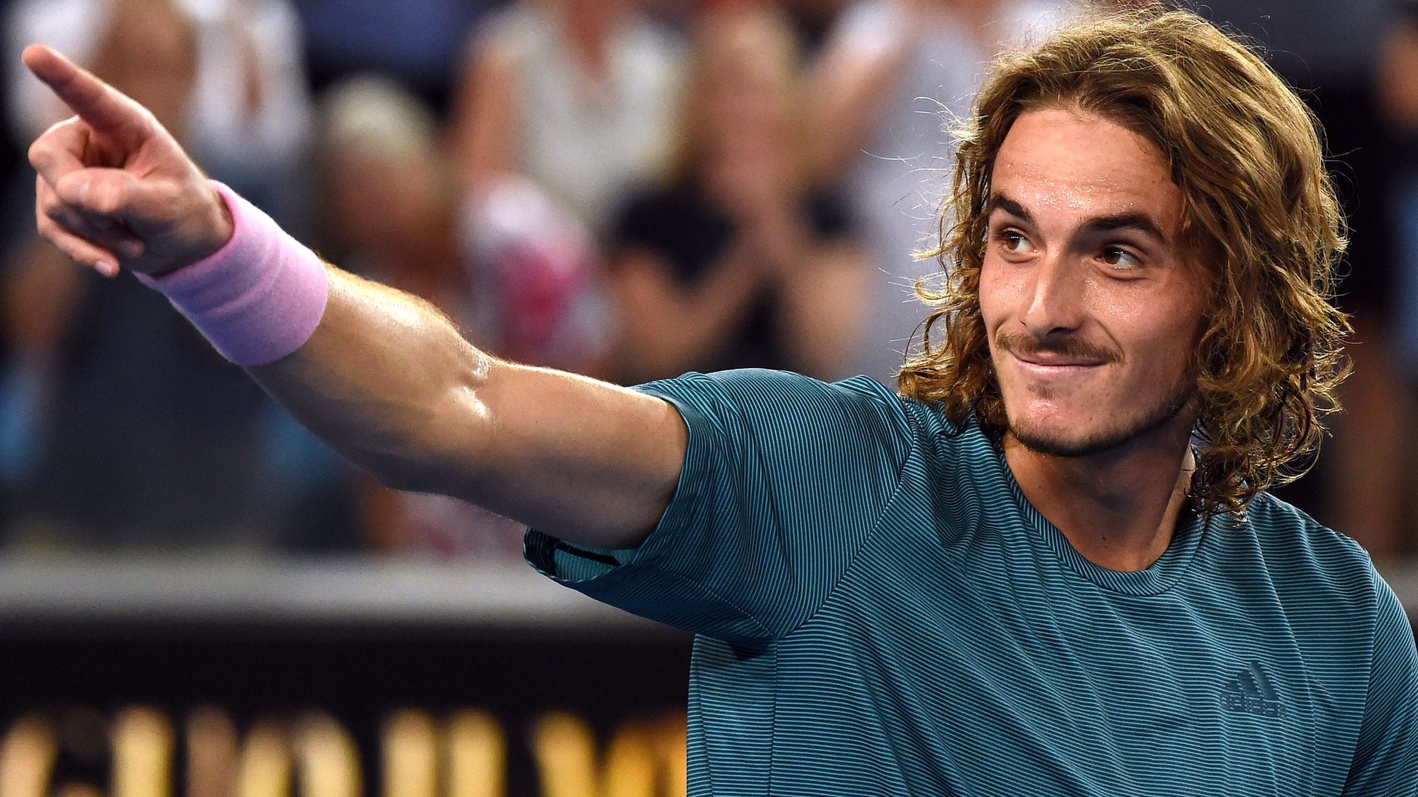 Australian Open 2019: Stefanos Tsitsipas relishing match against idol Roger Federer