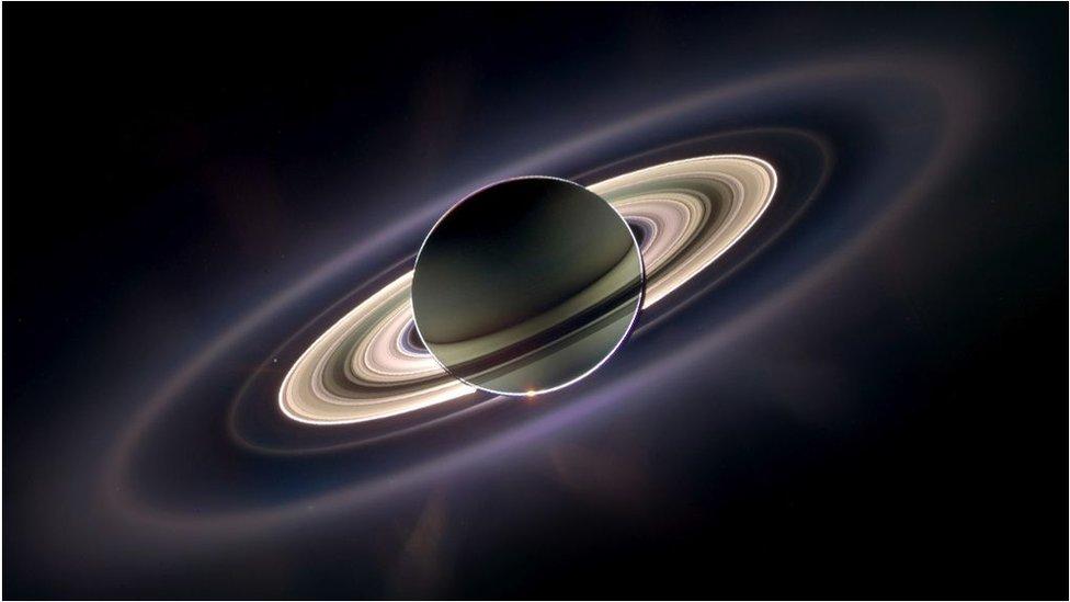 Кільця Сатурна - дуже молоді, кажуть вчені. Як вони це зрозуміли?