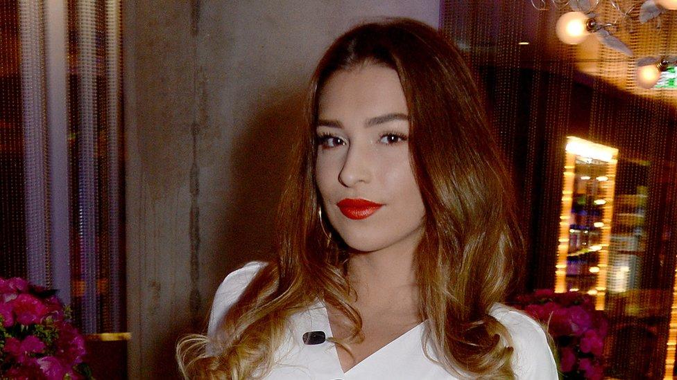 Love Island's Zara 'blamed for revenge porn'