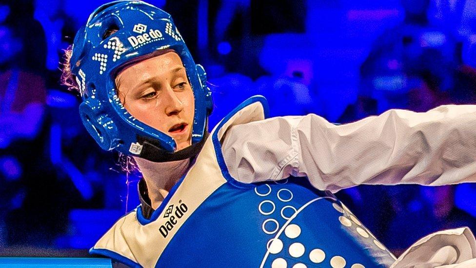 Lauren Williams: Taekwondo champion to honour mortgage promise