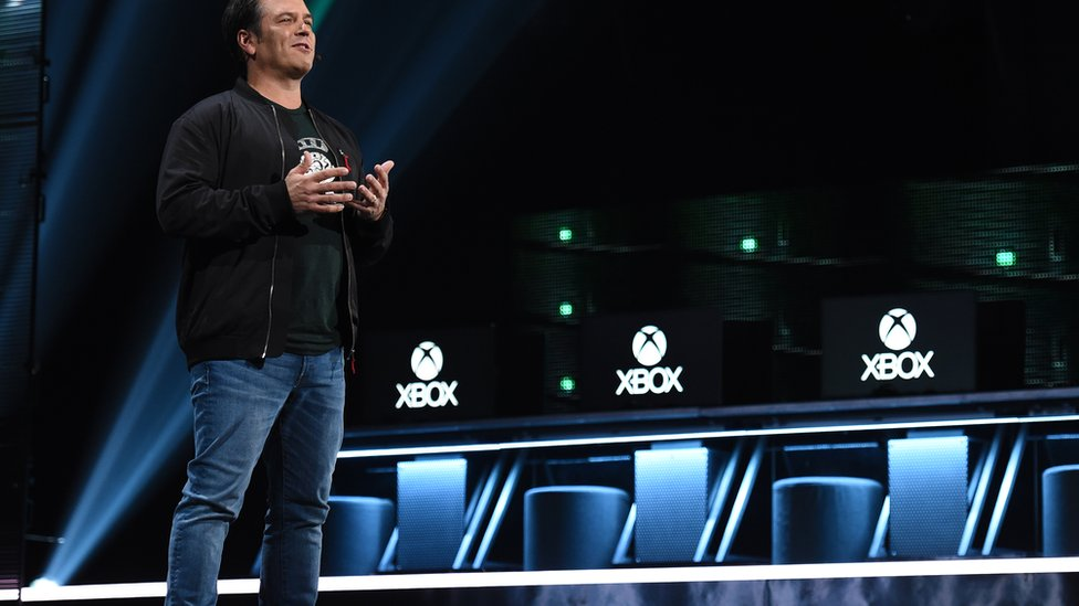 Phil Spencer at E3