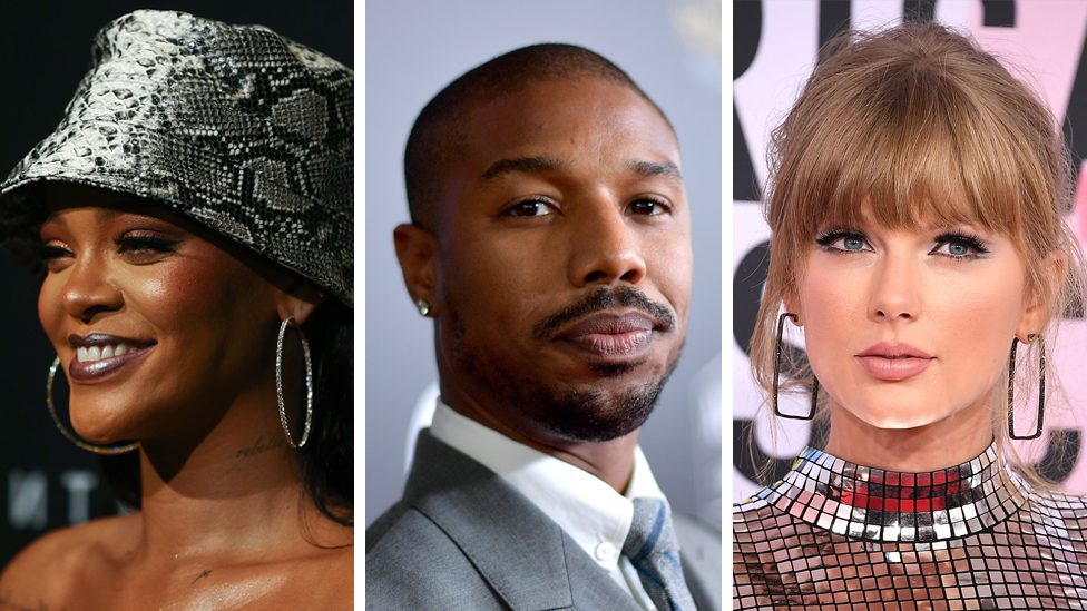 BBC News - US mid-terms: The celebs who want to influence the elections