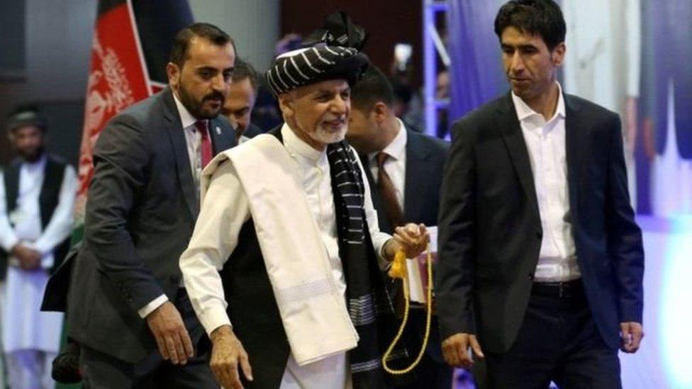 अफ़ग़ानिस्तान: राष्ट्रपति की रैली में धमाका, 24 की मौत