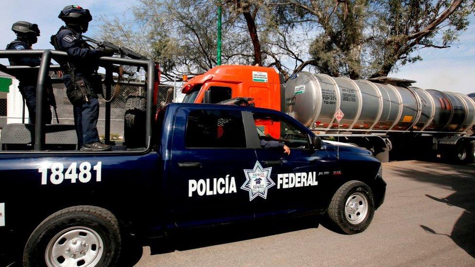 En los últimos meses, las autoridades mexicanas han intentado hacer frente al robo de combustible.