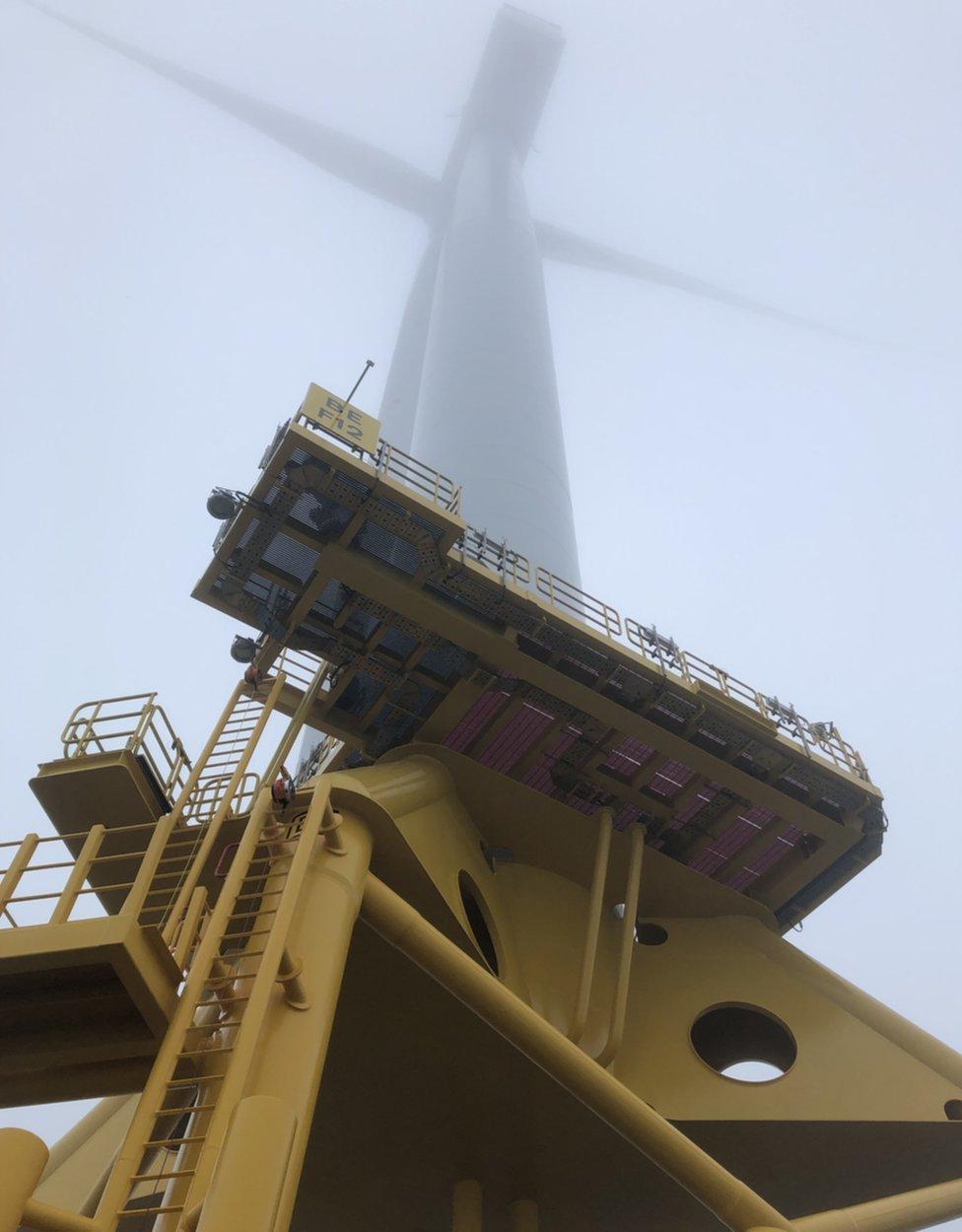 Beatrice turbine