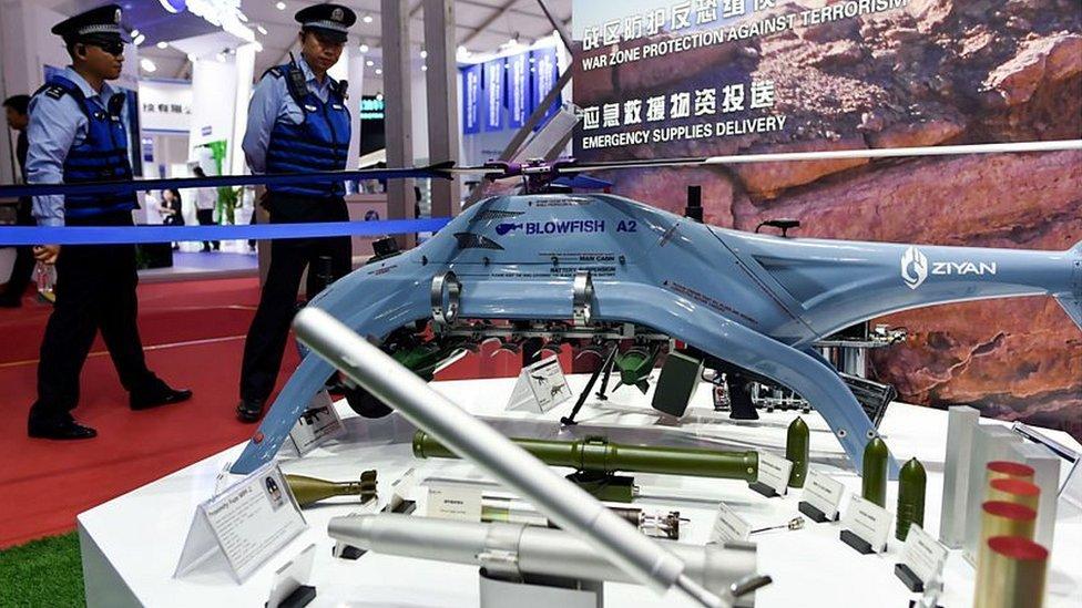 अपनी सेना में 'आर्टिफ़िशियल इंटेलिजेंस' लाने की तैयारी में चीन