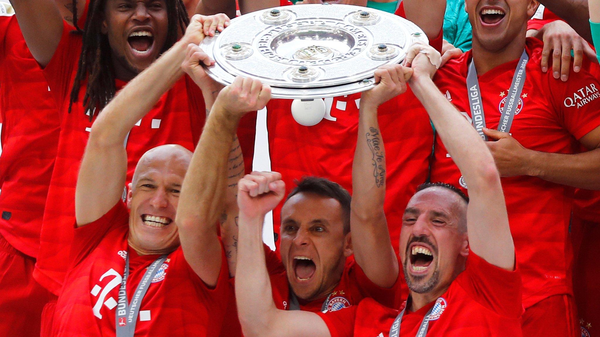 Bayern Munich 5-1 Eintracht Frankfurt