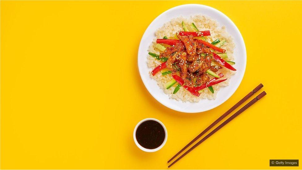 azijska hrana