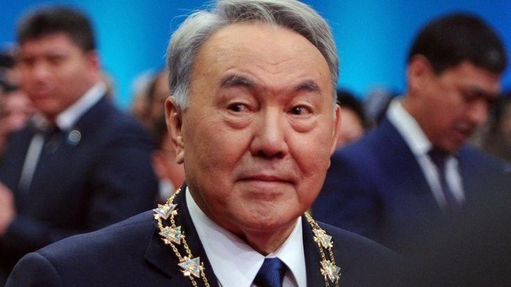 نزارباييف
