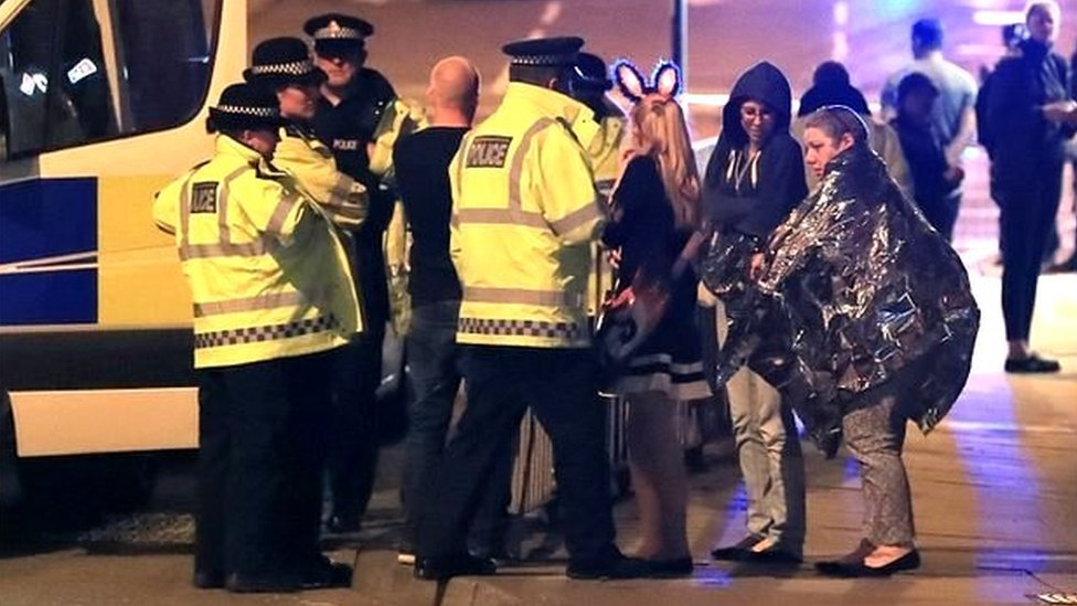 Manchester attack: Arena survivors mark first anniversary