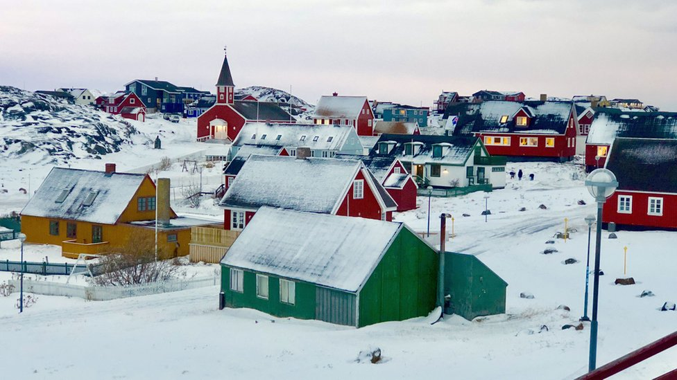 How Greenland could become China's Arctic base