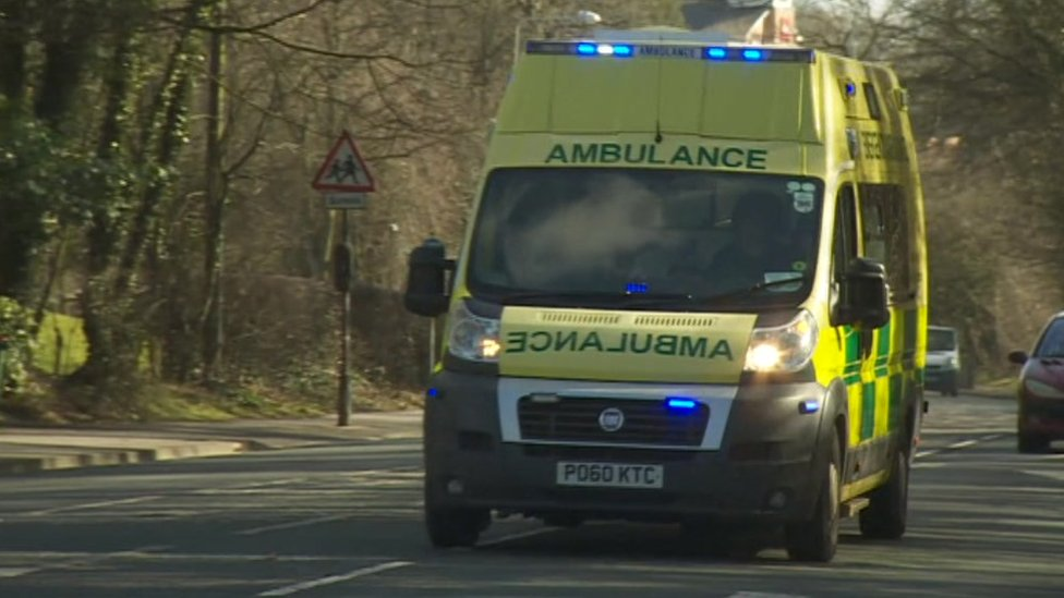 Volunteer ambulance crew reinstated after wrongly using blue lights