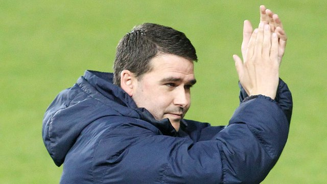 David Healy after being announced as the new Linfield manager on Wednesday night