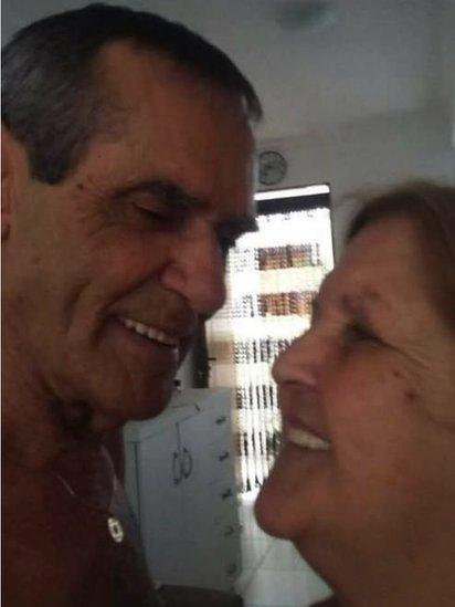 Norberto e Irene Castilho