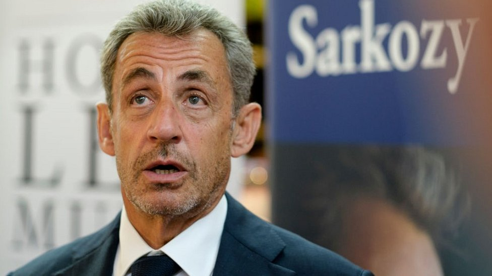 French ex-president Sarkozy charged with 'criminal conspiracy' thumbnail
