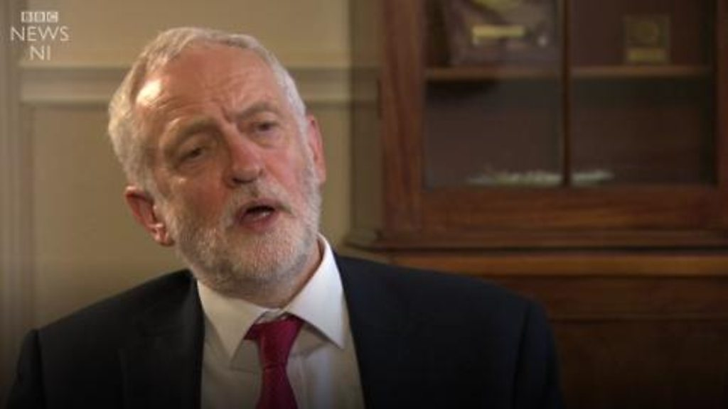 Jeremy Corbyn: 'British Irish conference a good idea'