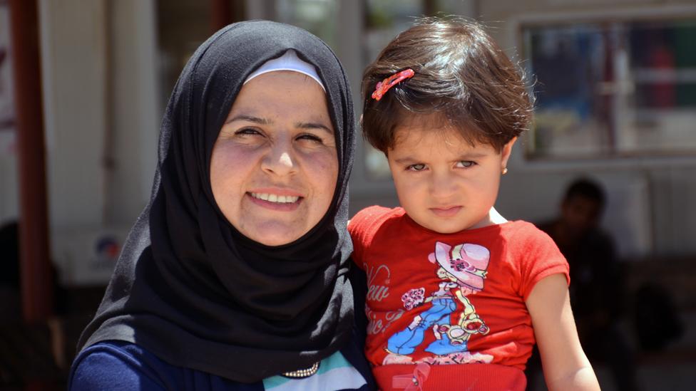Ranija i njena ćerka