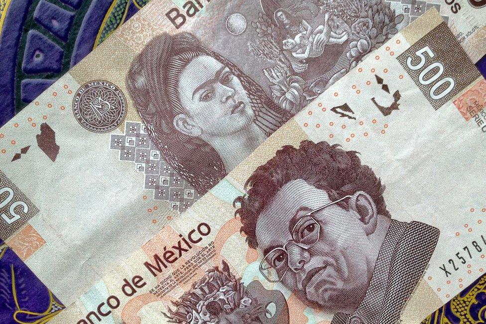 Moneda México.