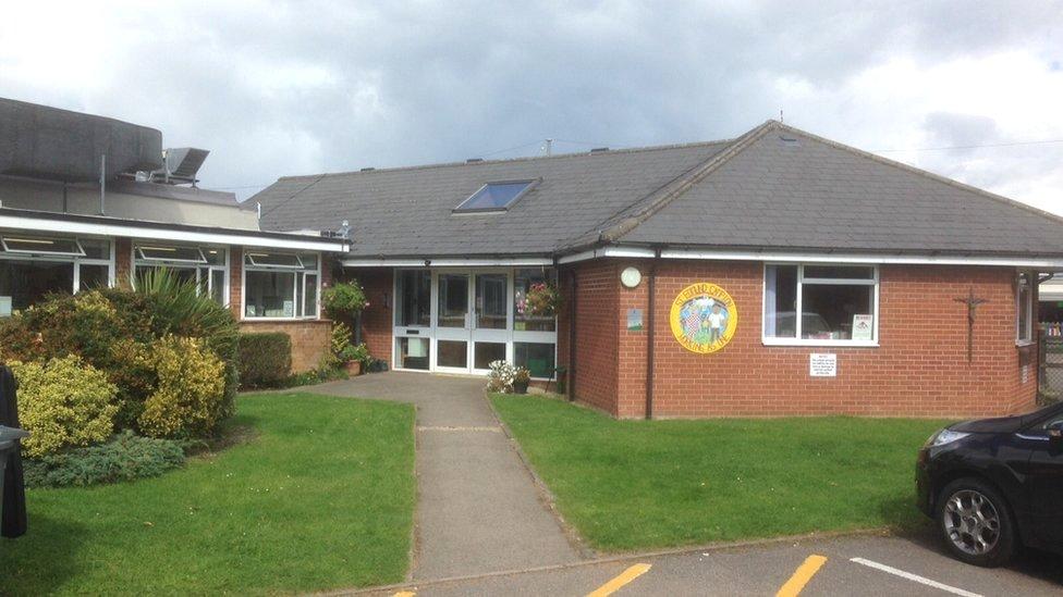 St Edmund Campion Catholic Primary School in Maidenhead