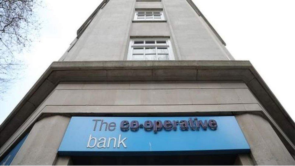 Co-op Bank front