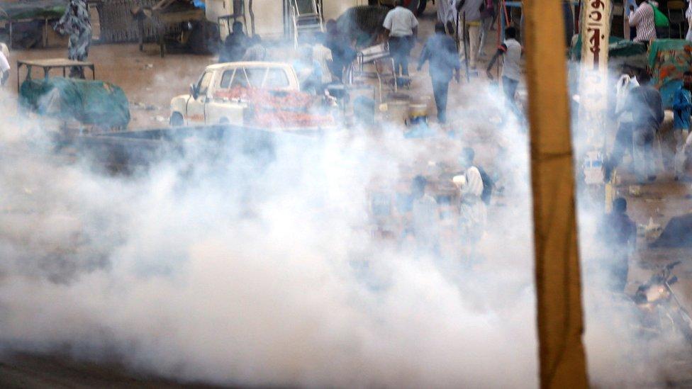 احتجاجات السودان بدأت في عطبرة في 19 ديسمبر