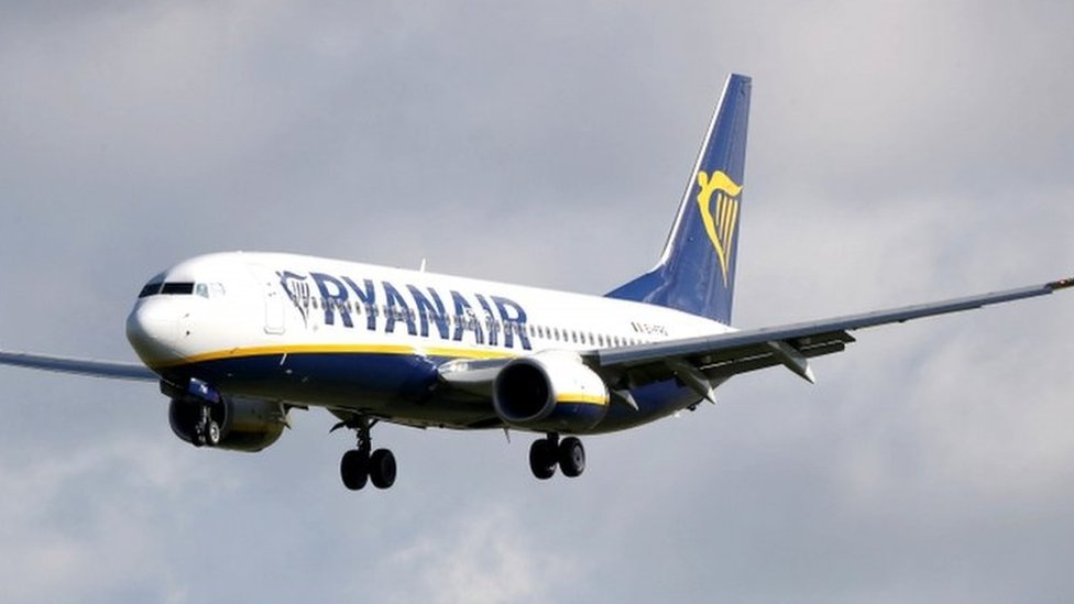 Awyren Ryanair