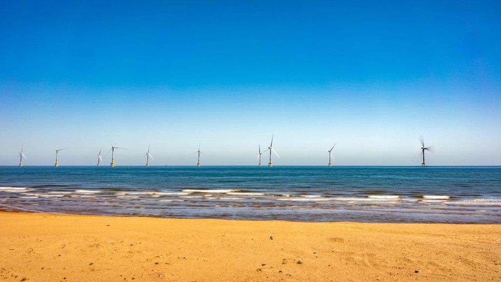 Aberdeen turbines