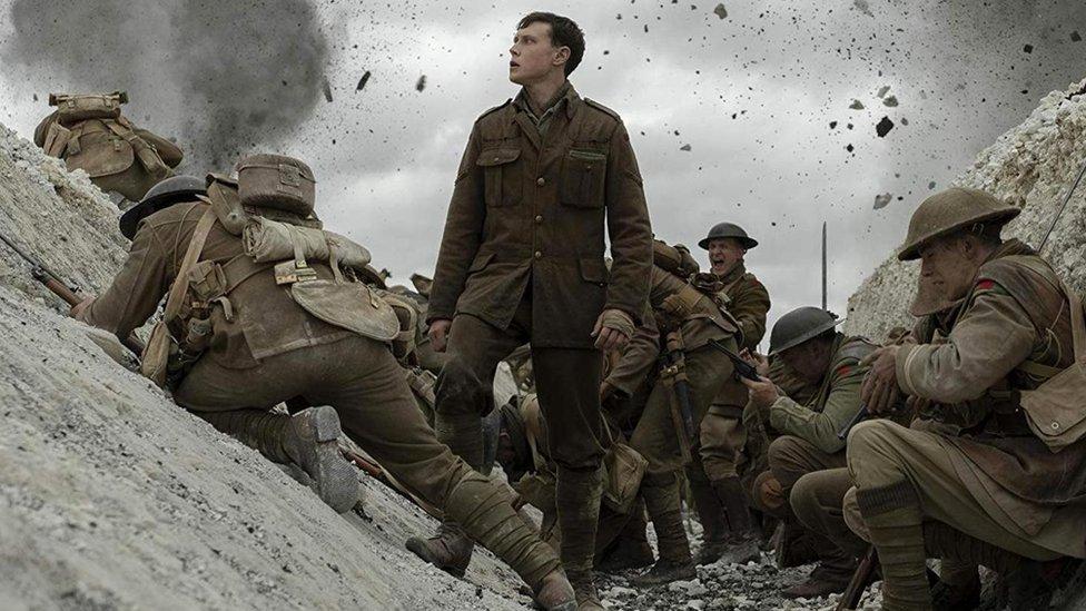 "Escena de ""1917"""