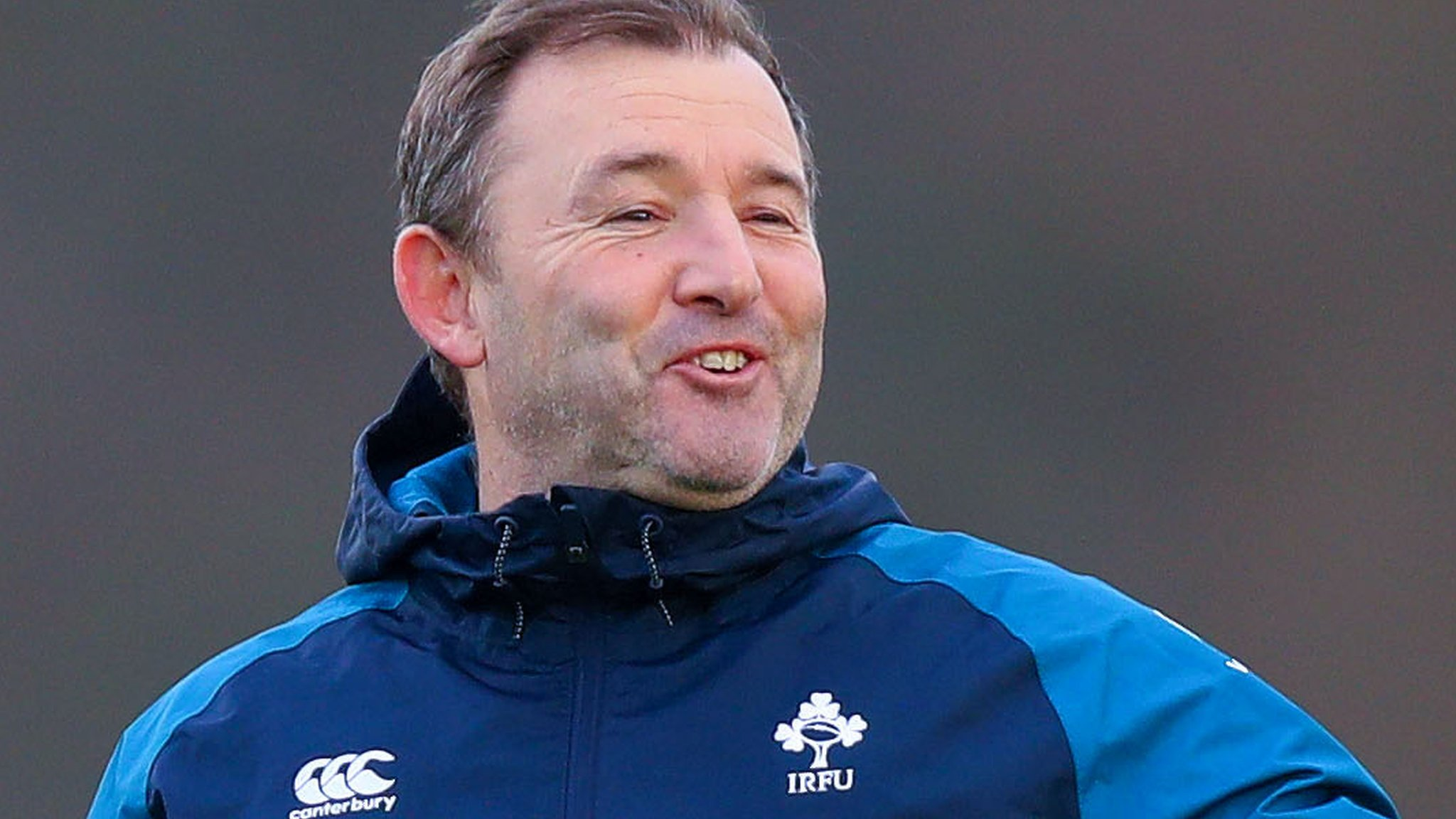 Six Nations: Ireland coach Richie Murphy calls for 'complete' performance in Italy