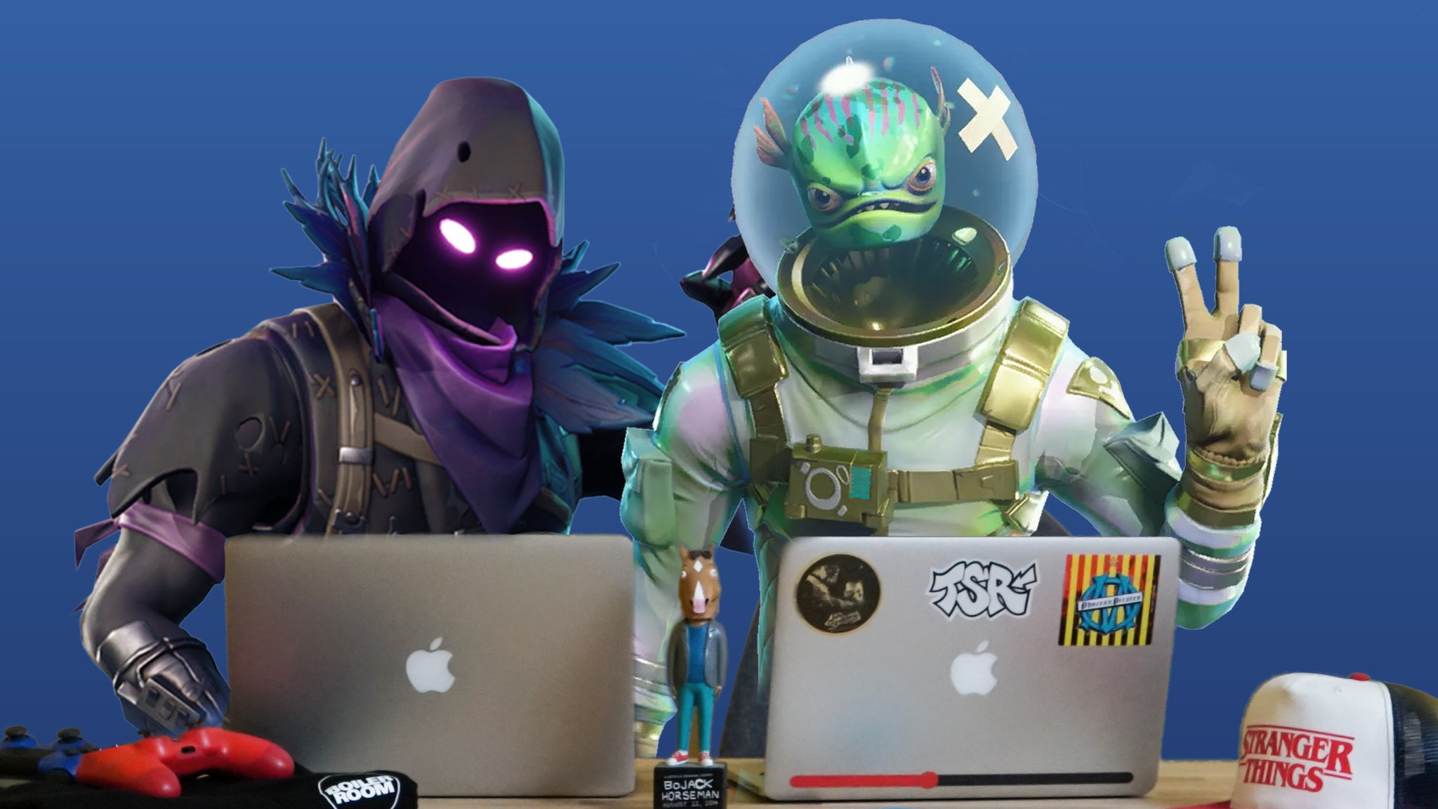 Fortnite used by company for job interviews