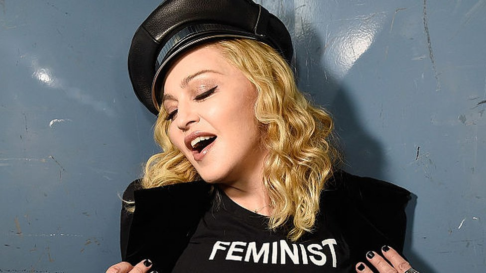 Madonna 's career in seven charts