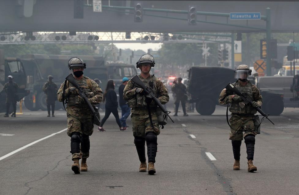 تشديد الإجراءات الأمنية إثر اندلاع الاضطرابات