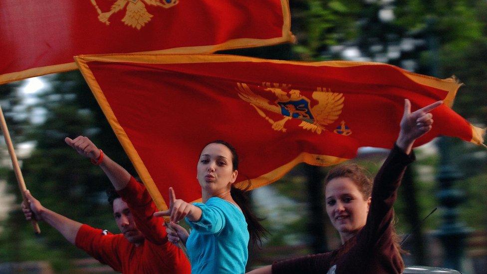 Slavlje u Podgorici
