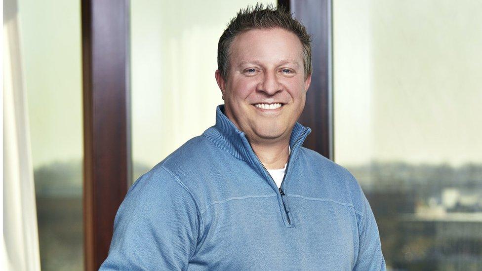 Rob Martens, chief design officer at Allegion, who make Schlage locks